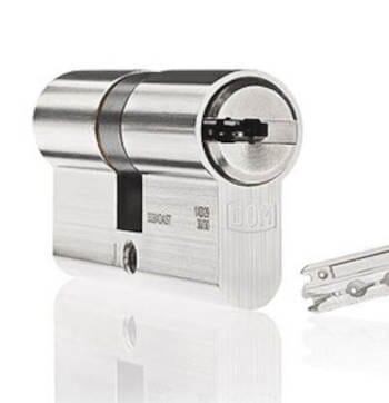 Slot cilinder met sleutel